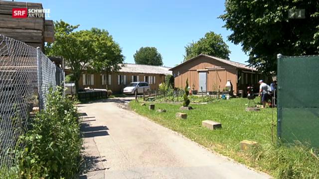 Neuer Standort für Asylzentrum