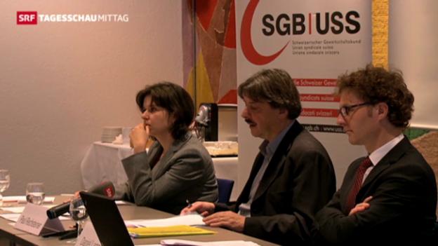 Video «Zwei Volksinitiativen des SGB» abspielen