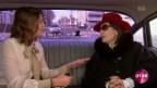 Video «In der Limousine mit Nana Mouskouri» abspielen