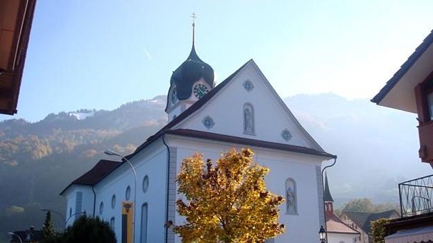 Glockengeläut der Kirche St. Heinrich, Beckenried