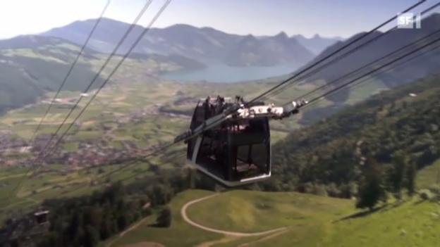 Video «Der steinige Weg bis zur «CabriO-Bahn»» abspielen