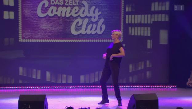 Video «Das Zelt - Comedy Club» abspielen