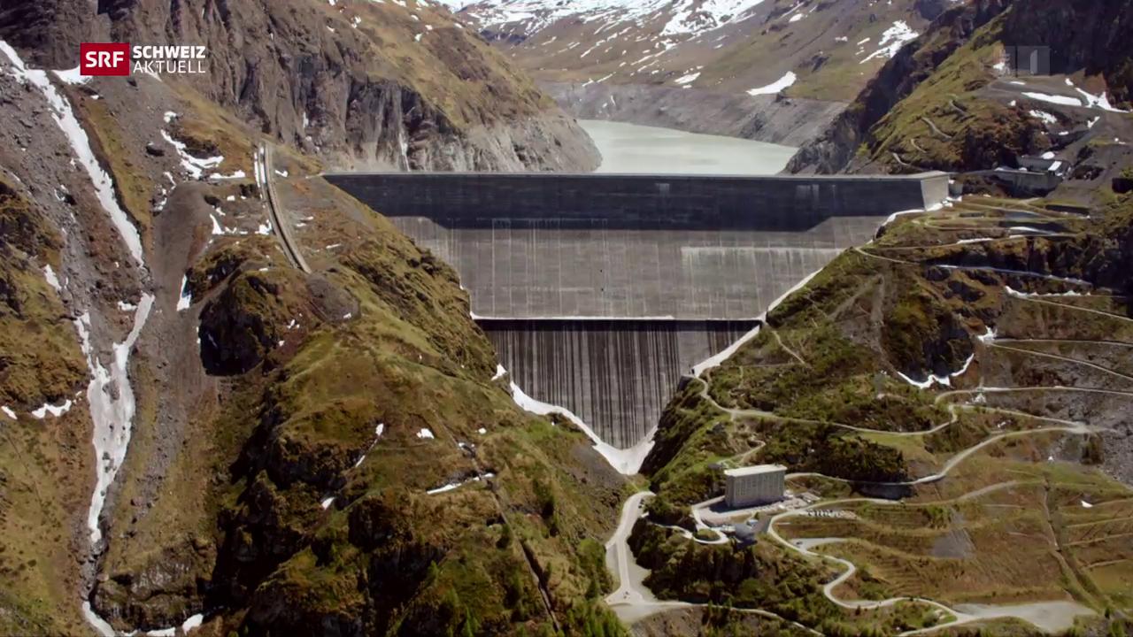 Themenschwerpunkt «Unter Strom» - Risiko Gletschersee