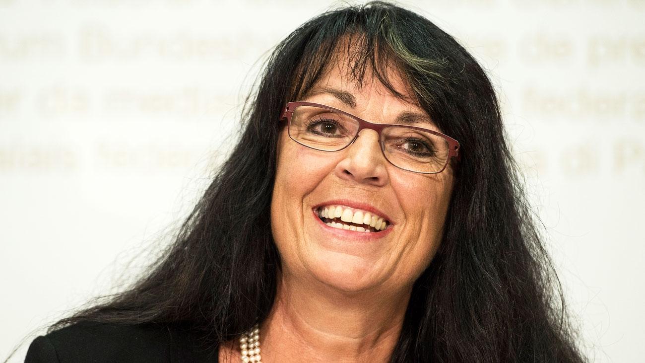Marianne Streiff-Feller, Präsidentin EVP