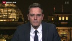 Video «SPD sagt Ja zu Koalitionsverhandlungen» abspielen