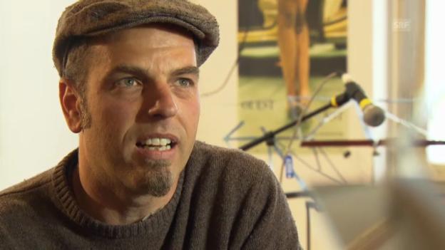 Video «Sandro Schneebeli über die kulturelle Offenheit» abspielen