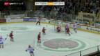 Video «Eishockey: NLA, SCL Tigers - ZSC Lions» abspielen