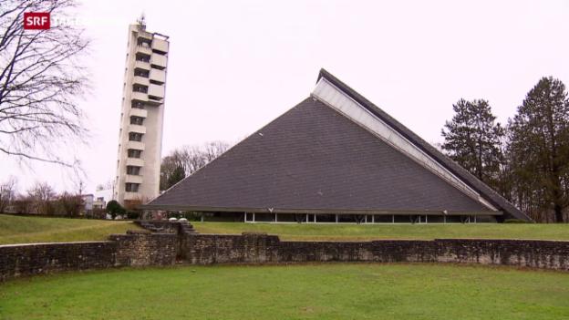 Video «Kirche muss sich neu strukturieren» abspielen