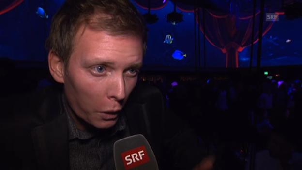Video «Promis über Schweizer Partys» abspielen