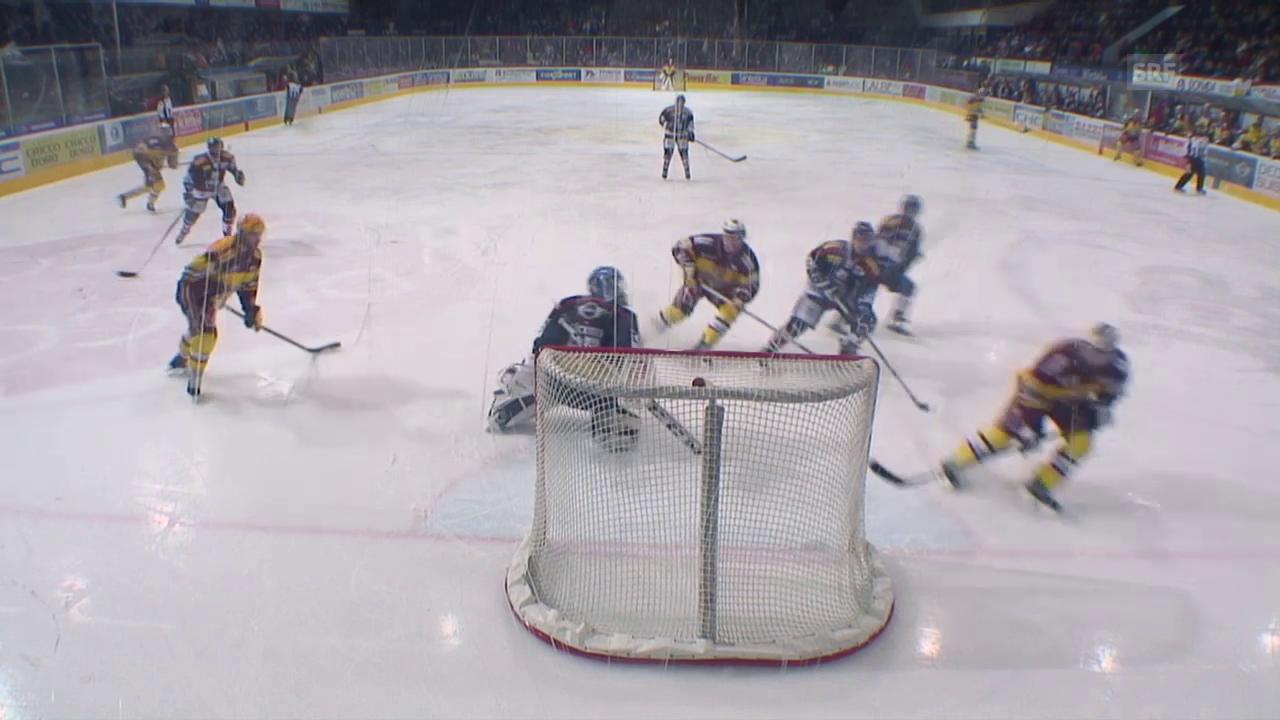 Eishockey: NLA, Ambri - Genf («sportaktuell»)