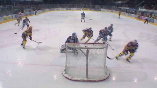 Video «Eishockey: NLA, Ambri - Genf («sportaktuell»)» abspielen