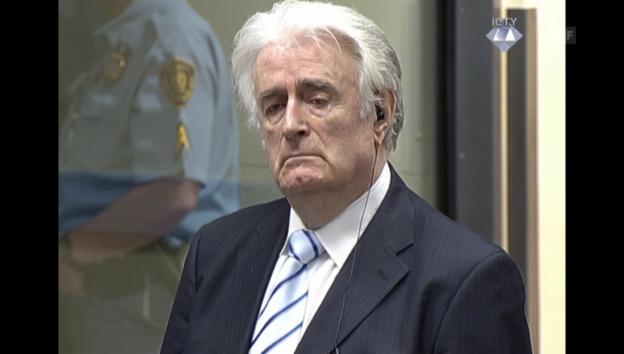 Video «Die Urteilsverkündung in Den Haag» abspielen