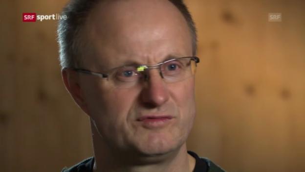 Video «Anders Eldebrink über die Heim-WM» abspielen