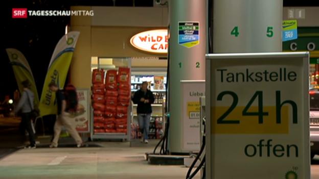 Video «24-Stundenbetrieb für Tankstellenshops» abspielen