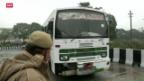 Video «Indische Vergewaltiger müssen mit der Todesstrafe rechnen» abspielen