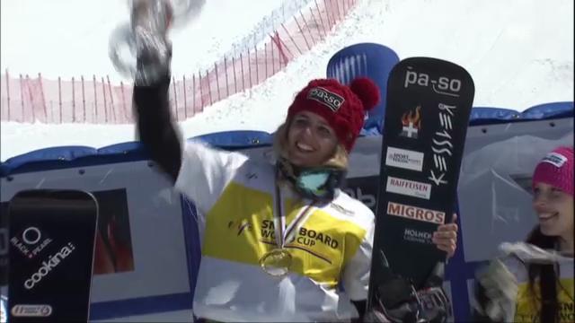 Patrizia Kummer gewinnt den Gesamtweltcup