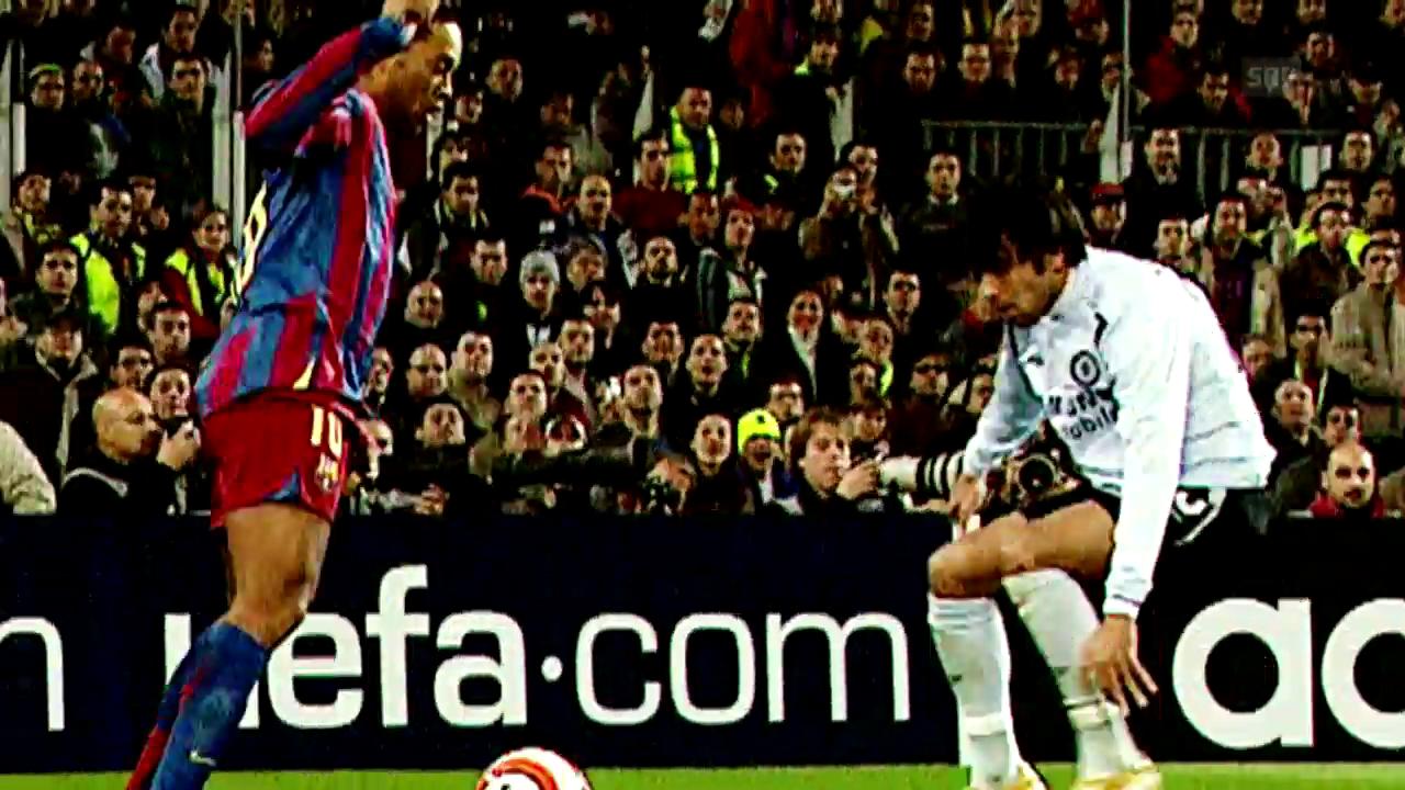 Ronaldinho tritt ab, seine Magie bleibt