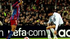 Link öffnet eine Lightbox. Video Brasilien-Star Ronaldinho tritt ab abspielen