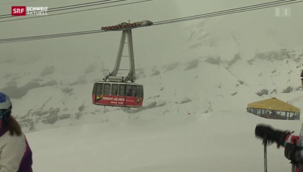 Video «Schweiz aktuell vom 27.01.2015» abspielen