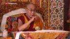 Video «Dalai Lama besucht Tibet-Institut Rikon» abspielen