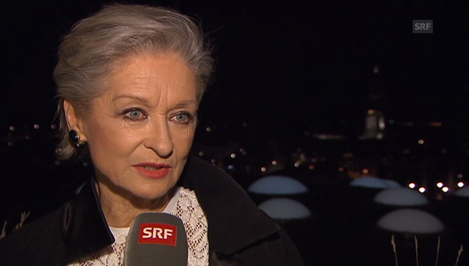 Heidi Maria Glössner über den Tod ihres Partners
