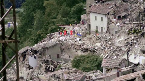 Die grössten Naturkatastrophen: Erdbeben (2/6)