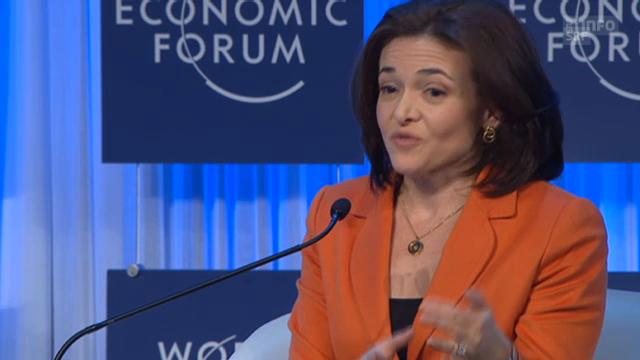 Sheryl Sandberg über Stereotypen