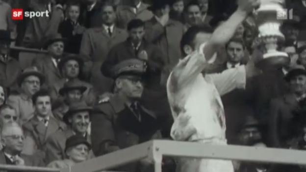 Video «FC Grenchen: Cupsieger 1959» abspielen