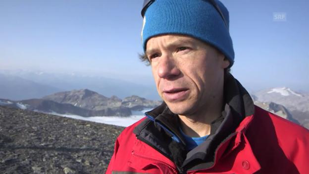 Video ««Diese Ereignisse werden eher häufiger»» abspielen