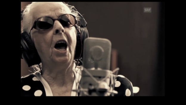 Video «Blindenwohnheim Mühlehalde - Stevie Wonder (2004)» abspielen