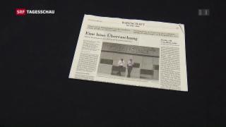 Video «Credit Suisse überrascht positiv» abspielen