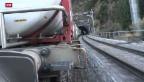 Video «Vorbereitungen auf Gottharderöffnung laufen auf Hochtouren» abspielen