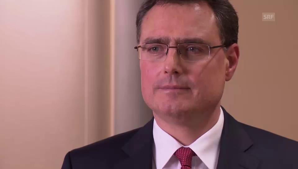 SNB-Präsident Jordan im Interview