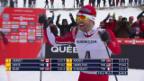 Video «Heimsieg für Sprinter Harvey in Québec» abspielen