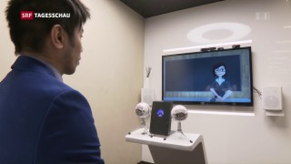 Video «Digitalisierung auf Kosten von Arbeitsplätzen» abspielen