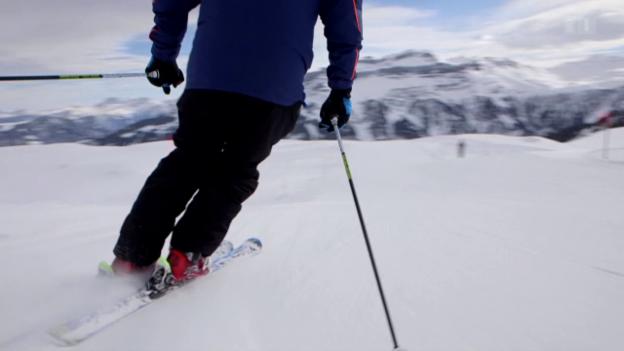 Video «Schweizer Skigebiete im Test: Wer wo am besten fährt» abspielen