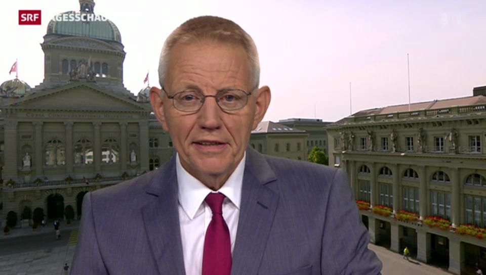 Einschätzungen von Bundeshausredaktor Hanspeter Trütsch