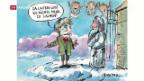 Video «Humoristischer Jahresrückblick der Karikaturisten» abspielen