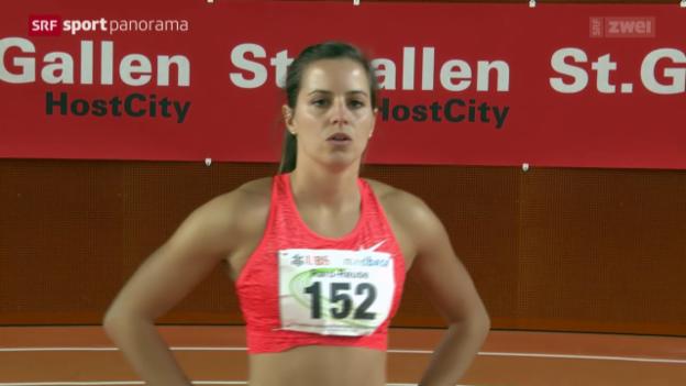 Video «Letzter Tag an der Hallen-SM in St. Gallen» abspielen