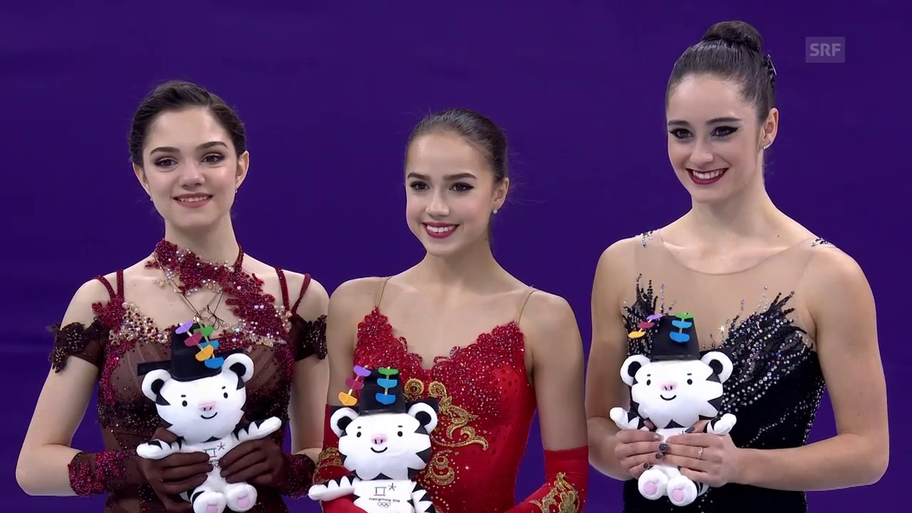 So holte Sagitowa Gold in Pyeongchang