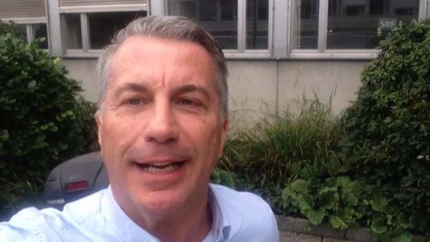 Video ««Es hat funktioniert» – Gymnasium Liestal» abspielen