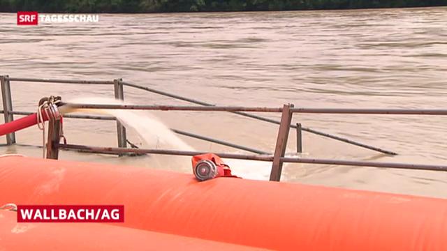 Hochwassergefahr noch nicht vorbei
