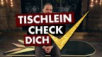 Video «Tischlein check dich» abspielen