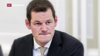 Video «Pierre Maudet bleibt unter Druck» abspielen