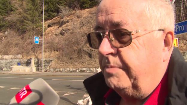 Laschar ir video «Stefan Capeder, Casti»