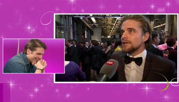 Video «Beste Freunde: Dimitri Stapfer und Raphael Tschudi» abspielen