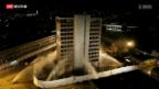 Video «Hochhaus-Sprengung als Spektakel» abspielen