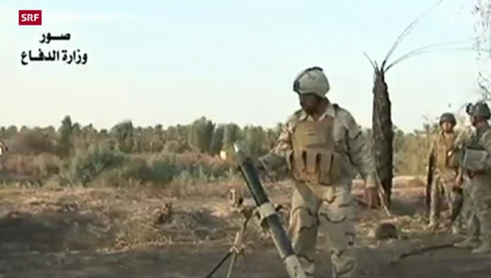 USA verstärkt Truppen im Irak