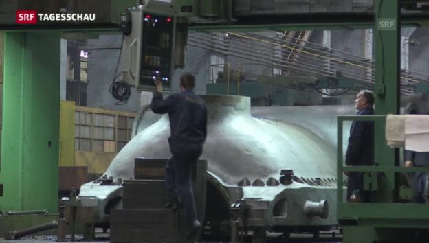 Video «Der Handel zwischen der Ukraine und Russland ist für beide wichtig» abspielen