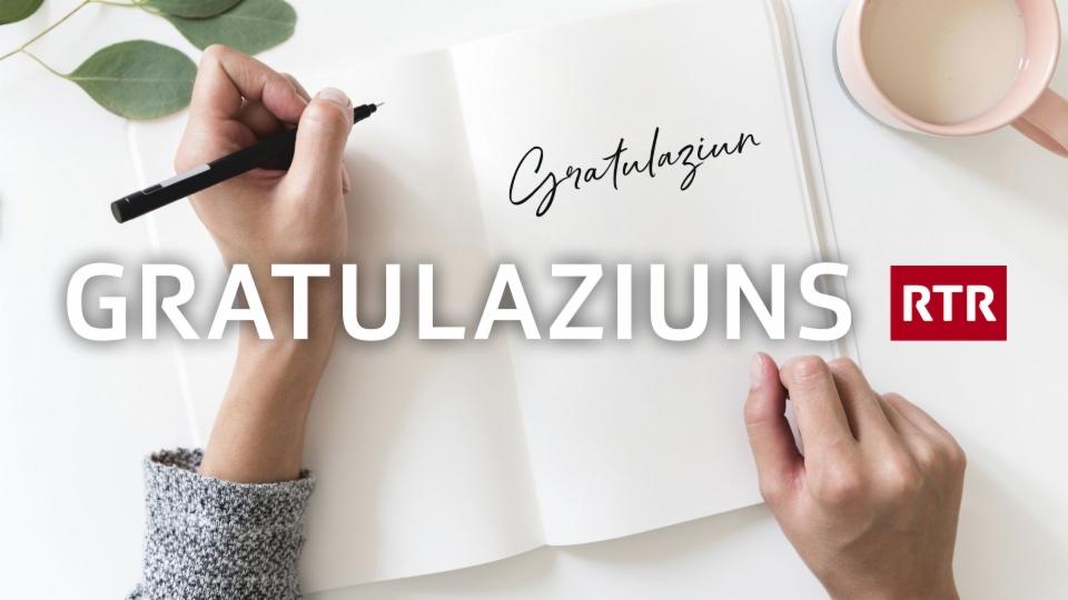 Gratulaziuns dals 20.08.2018